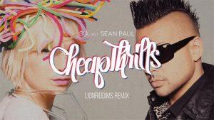 Sia - Cheap Thrills ft. Sean Paul